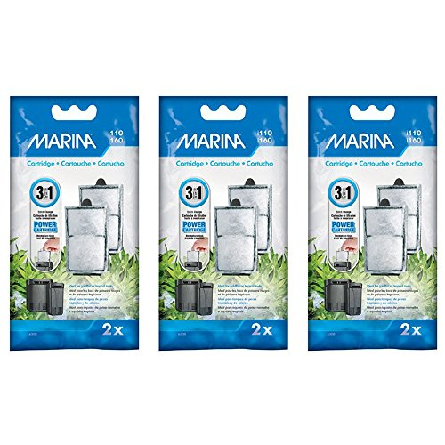Marina i110 and i160 Replacement Cartridge A308 3 Packs of 2 BUNDLE *Genuine*