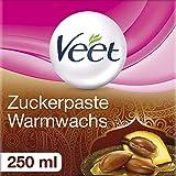 Veet - Pasta di zucchero per depilazione, 250 ml