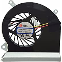 Repuesto ventilador de refrigeración de la CPU para MSI GE60MS-16GA MS-16GC MS-16GH ms-16gf MS-16GD serie PAAD06015SL N284