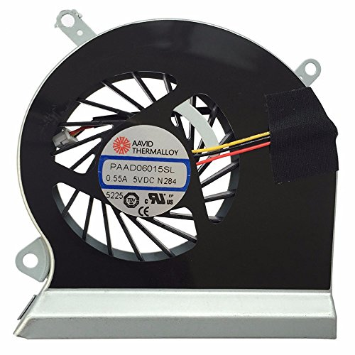 Replacement CPU Cooling Fan For MSI GE60 MS-16GA MS-16GC MS-16GH MS-16GF MS-16GD Series PAAD06015SL N284