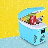 SKC LIGHTING Voiture à double usage Mini-réfrigérateur voiture Réfrigérateur Réfrigération fort chauffage...