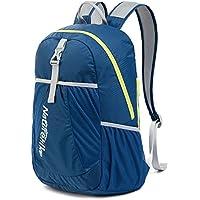 MaMaison007 22L Naturehike zaino da viaggio Unisex Sport Escursionismo borsa a tracolla zaino pieghevole Pack-Blu Navy