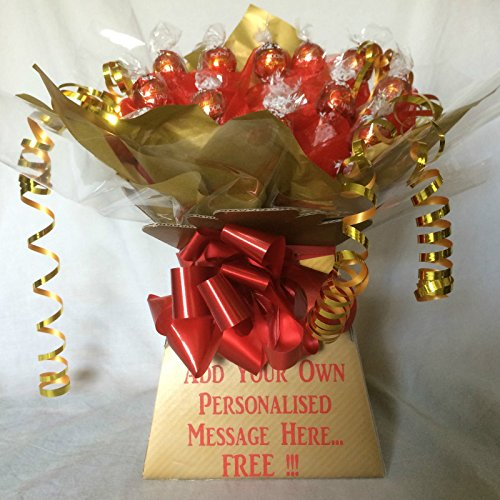personalised-lindt-lindor-sweet-chocolate-bouquet-hamper