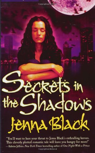 Secrets in the Shadows (The Guardians of the Night, Book 2)