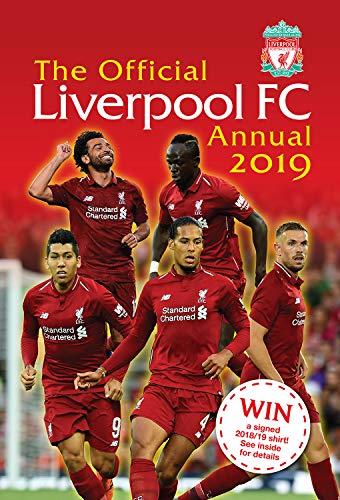 The Official Liverpool FC Annual 2019 por Mark Platt