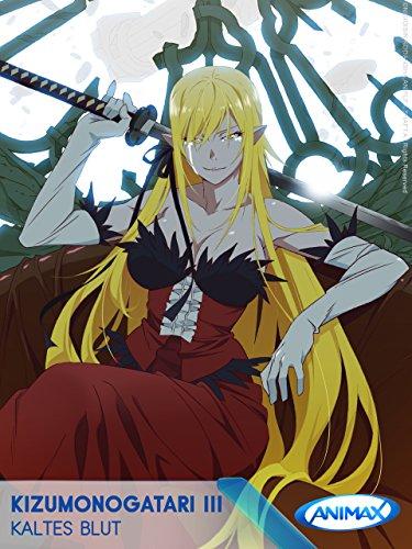 Kizumonogatari III (Vampir Anime)