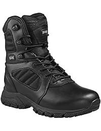 HI-TEC - Magnum Lynx 8.0 Black Schuhe Herren Boots Ranger Security Polizei Paintball Neu