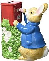 Beatrix Potter Peter Posting A Letter Money Bank