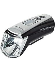 Trelock Beleuchtung LS 950 Control Ion 70 FB  ZL 800 Batteriefrontschweinwerfer, Black, 8002095