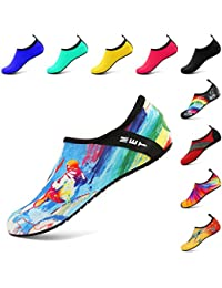 VIFUUR zapatos de agua Aqua Yoga Para mujer hombre 7e318ce4c9e