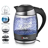 Best Glass Electric Tea Kettle - Mueller Ultra Cordless Electric Kettle Fast Boiling Glass Review