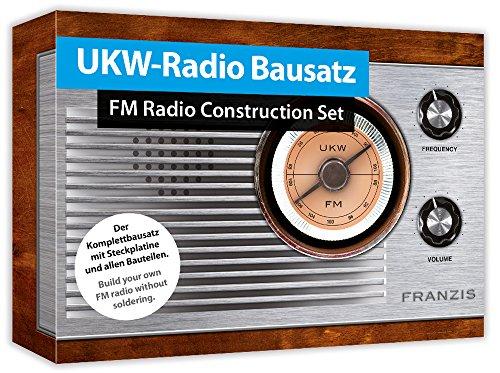Franzis UKW-Radio Bausatz - 3