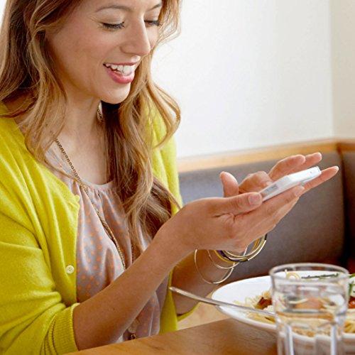 Fitbit FB201W Personenwaage Wifi Aria weiss - 6