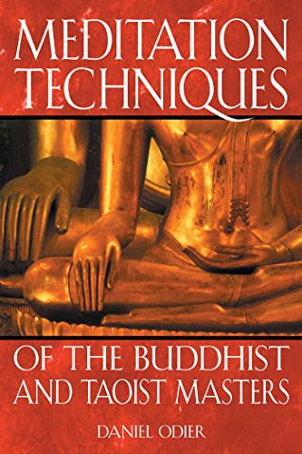 Meditation Techniques of the Buddhist and Taoist Masters ...