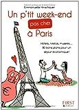 Telecharger Livres Un p tit week end pas cher a Paris (PDF,EPUB,MOBI) gratuits en Francaise