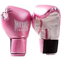 Metal Boxe PB480 - Guantes de boxeo, color rosa - rosa, tamaño 10 onzas