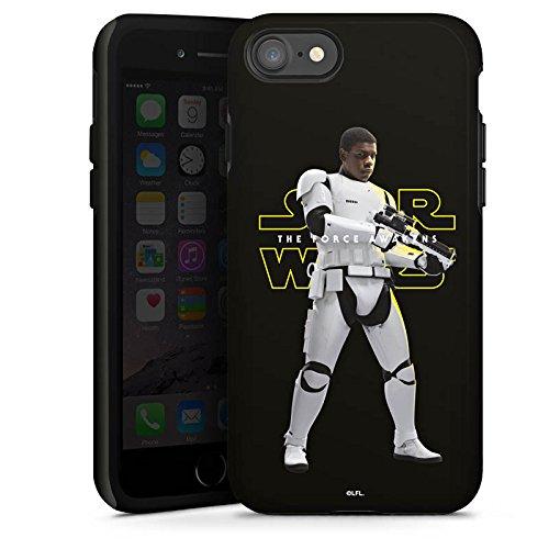 Apple iPhone 7 Silikon Hülle Case Schutzhülle Star Wars Das Erwachen der Macht Merchandise Fanartikel Tough Case glänzend