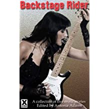 Backstage Rider - An Xcite Books collection of five erotic stories (Cocktales Book 2)