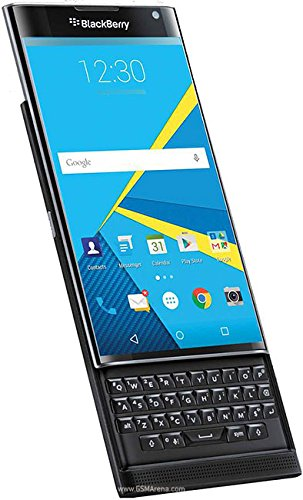 Blackberry Priv Smartphone, 32 GB, Nero [UK Version]