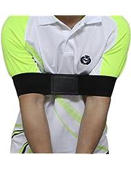 Pro Golf brazo banda entrenamiento para principiantes Golf, Unisex