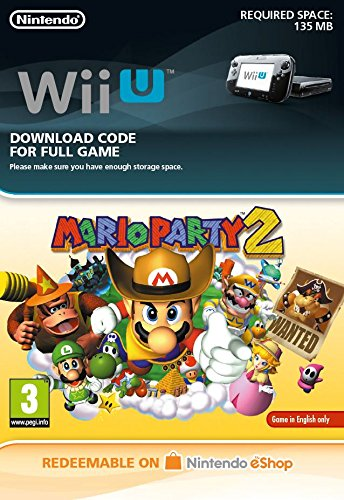 Mario Party 2 N64 [Wii U Download Code]