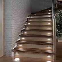 Iluminacion escalera - Iluminacion led escaleras ...