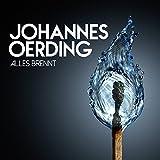 Songtexte von Johannes Oerding - Alles brennt
