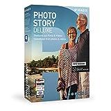 Photostory Deluxe - Version 2020 - Animierte Diashow aus Fotos & Videos|Deluxe|2 Geräte|unbegrenzt|PC|Disc|Disc