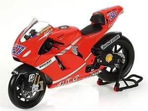 Minichamps - Miniature - Ducati desmo16 GP7 Casey Stoner World Champion 2007