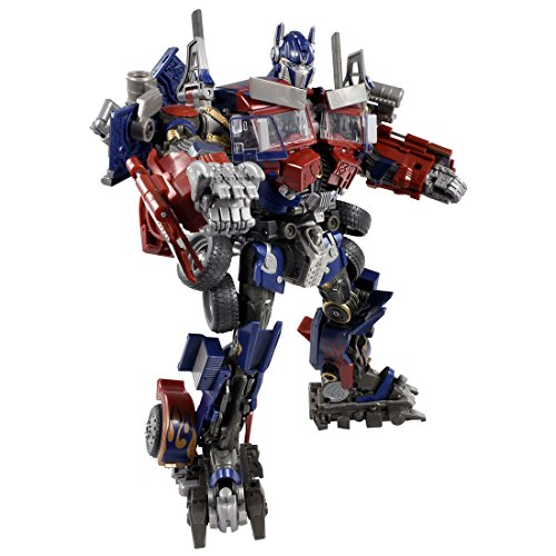 Transformers MB-17 Optimus Prime Revenge Version