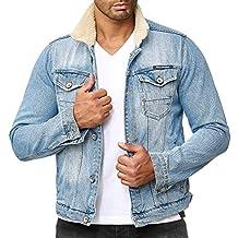 new concept 6b526 1b9aa Suchergebnis auf Amazon.de für: jeansjacke mit fell