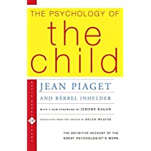 Psychology Of The Child by Jean Piaget (18-Oct-1972) Paperback