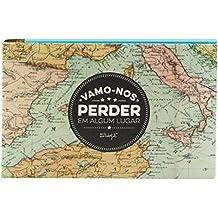 Mr. Wonderful - Álbum de viaje, diseño Vamos a perdernos en algún lugar, cartón, multicolor (Idioma: Portugués)