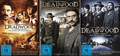 Die kompletten Staffeln/Seasons 1-3 (12 DVDs)