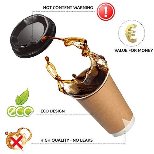 Zoom IMG-1 cupcup 100 bicchieri di carta