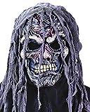 Blutige Fetzen Zombie Maske Halloween Horror Maske