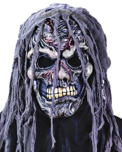 Blutige Fetzen Zombie Maske Halloween Horror Maske (Zombie Maske Halloween,)