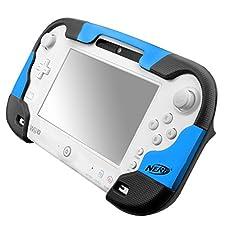 Nerf Gamepad Armour (Nitendo Wii U) [Edizione: Regno Unito]