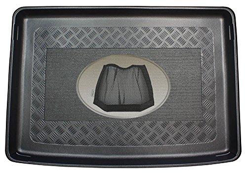Preisvergleich Produktbild ZentimeX Z3026229 Kofferraumwanne + Klett-Organizer für Mini Clubman Cooper SD F54 Kombi 4-türer 2015-
