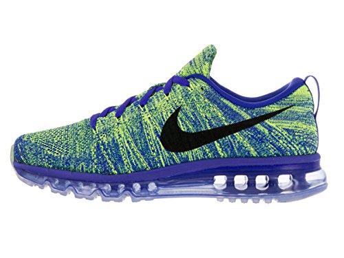 Piloto Verde Sapatos Max Flyknit E bl Corrida Volt De Nike Lk Preto ch preto Azul Homens E0AXqvx