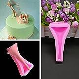 Generic Silicone Stilleto High Heel Lady Shoe Fondant Mould Cake Decorating Wedding Mold FM1180