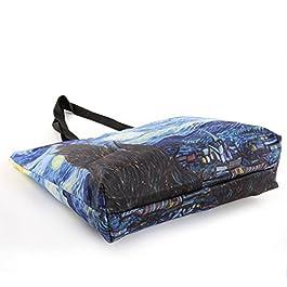 Belsen Donna borsa di stampa sacchetti della chiusura lampo della spalla di acquisto Galaxy