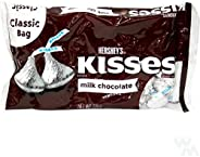 Hershey's Kisses Classic Milk Chocolate, 226 gm