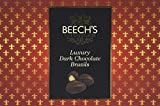 Luxury Dark Chocolate Brazils by Beech's 135g