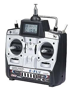 Radio programmable 6 voies Art-Tech Efly 100C 41mhz TX seul