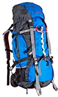 Ultrasport Outdoor Hiking and Trekking Backpack incl. Rain Cover, 50 liters