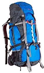 Ultrasport Outdoor- und Trekkingrucksack inkl. Regenhülle, 50 Liter
