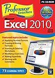 Professor Teaches Microsoft Excel 2010 (PC)