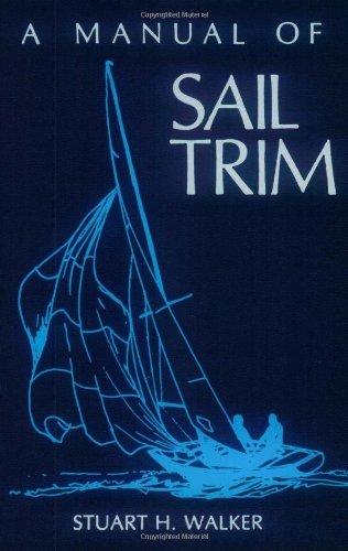 A Manual of Sail Trim by Stuart H. Walker M.D. (1985-07-17)