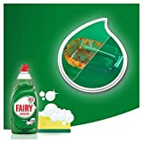 Fairy Ultra Plus Konzentrat Original Spülmittel, 800 ml Test